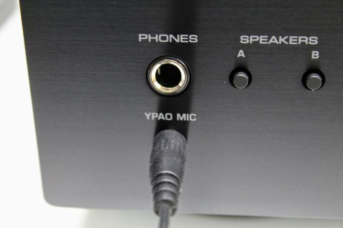 test yamaha musiccast rn803d