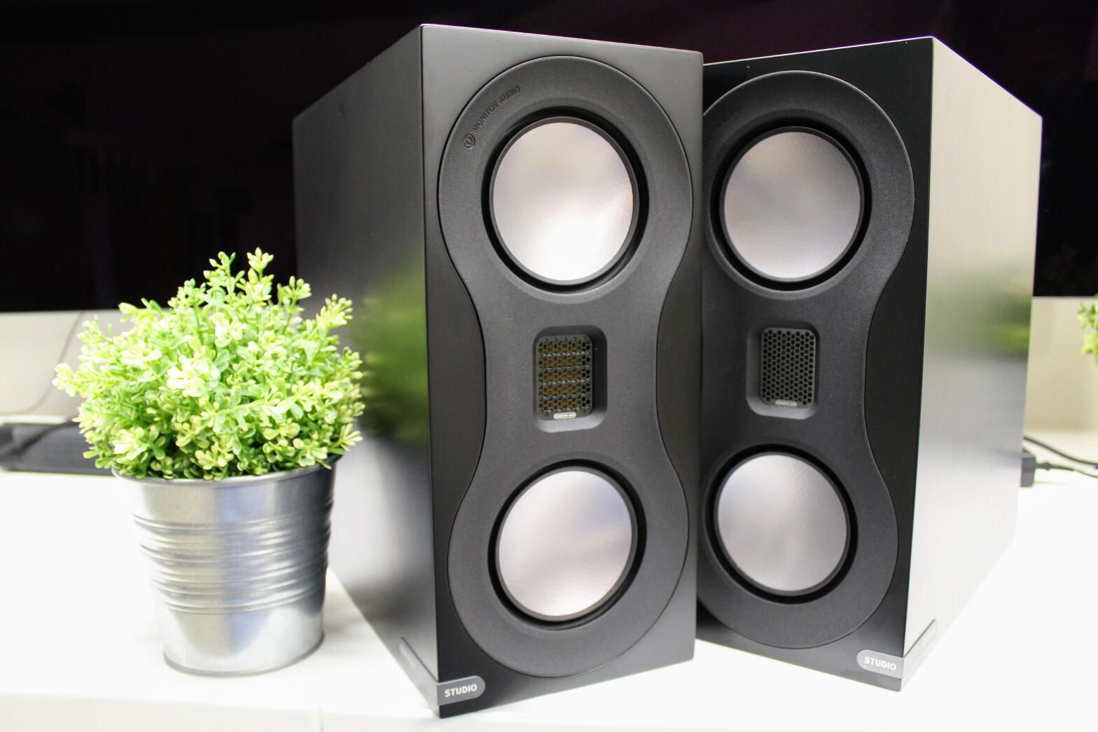 Review: Monitor Audio Studio - Son-Vidéo.com: blog