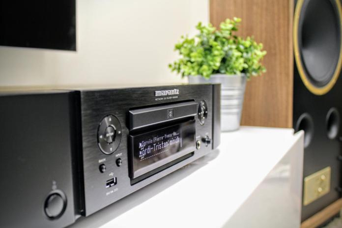 Review: Marantz ND8006 - Son-Vidéo com: blog