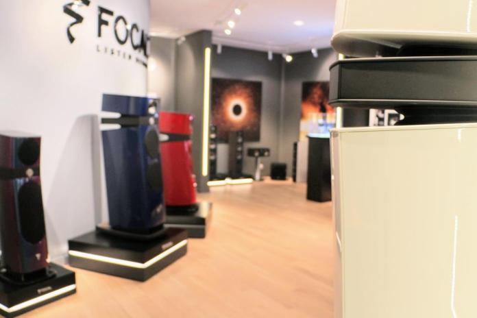 Visite usine Focal 2018