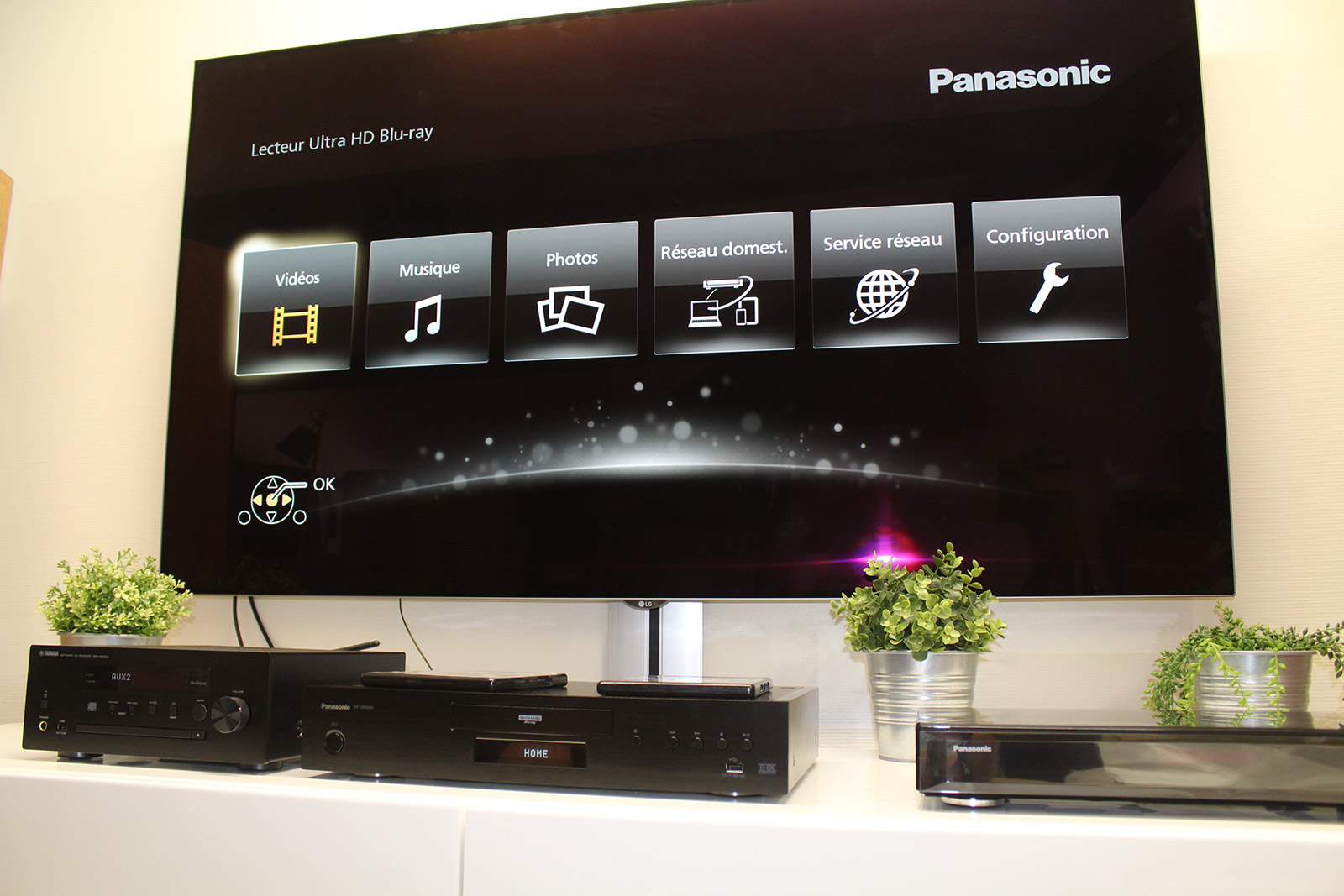 Review: Panasonic DP-UB9000: 4K HDR10+/Dolby Vision Blu-ray