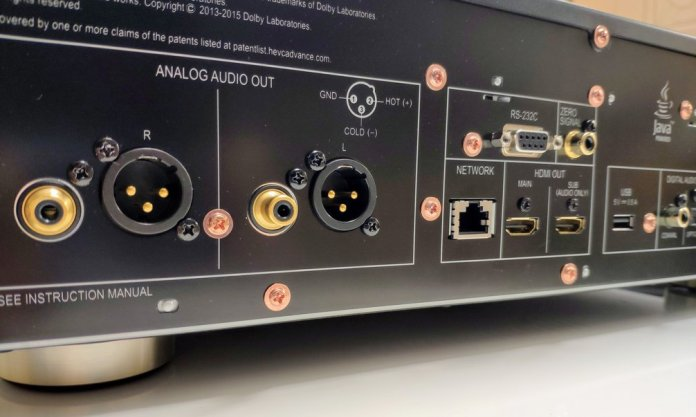 Test Pioneer UDP-LX800