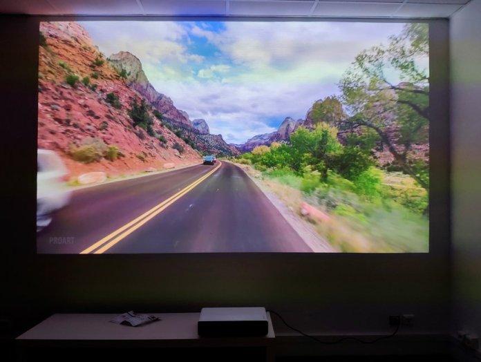 Test: Xiaomi Mi Laser Projector 150