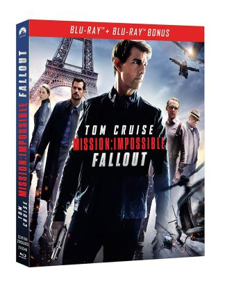 Impossible Mission : FallOut bluray