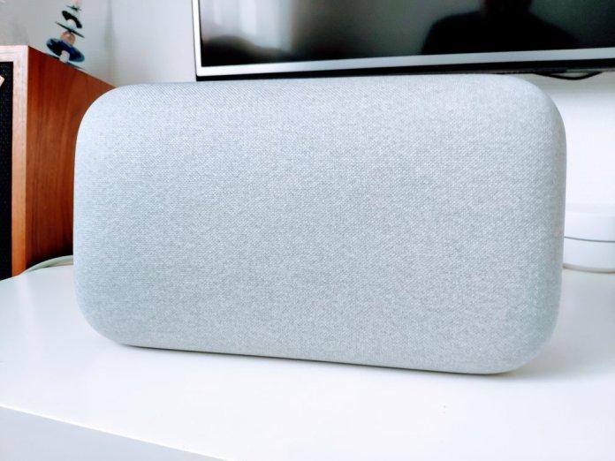 Test Google Home Max