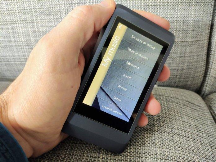 Test iBasso DX120