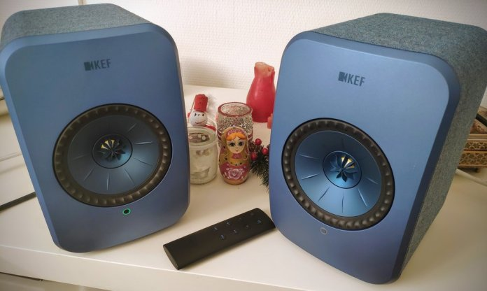 Review: KEF LSX Wireless - Son-Vidéo com: blog