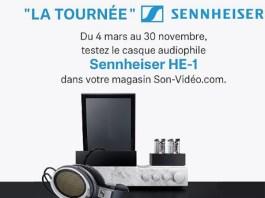 Shennheiser HE-1