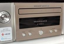 Ampli connecté Marantz M-CR612