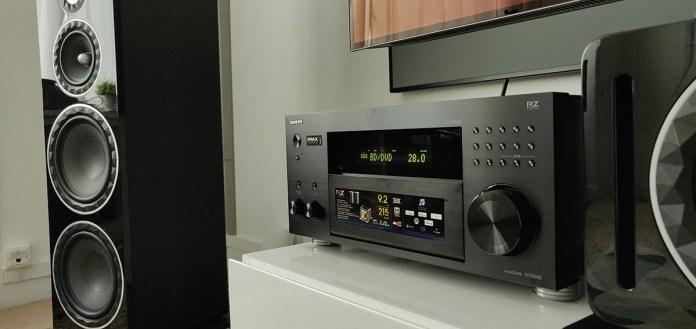 Review: Onkyo TX-RZ840 - Son-Vidéo com: blog