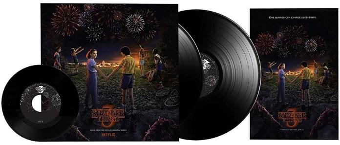 Stranger Things Saison 3 - BO Vinyle