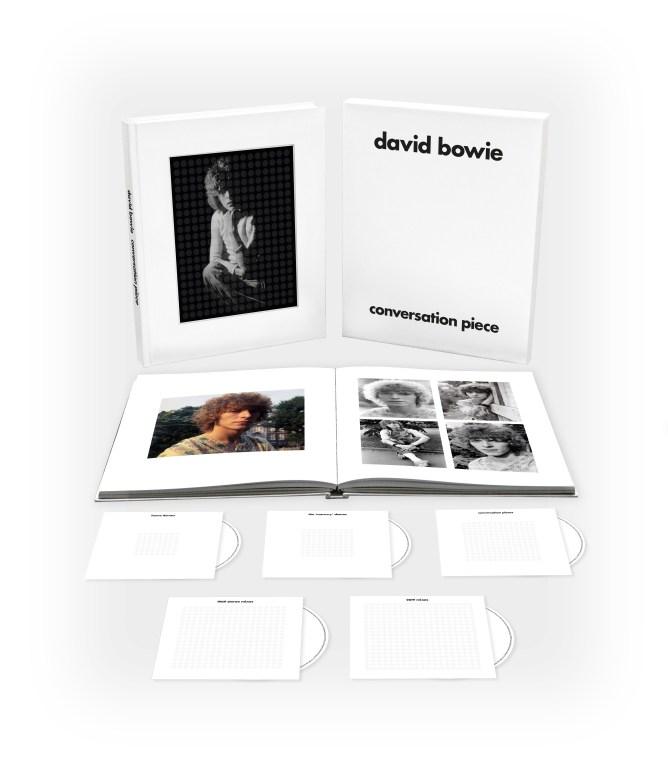 DAVID BOWIE – Conversation Piece : l'ascension d'une icône.