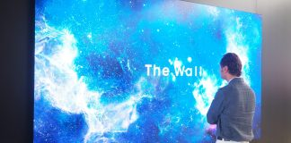 TV Samsung The Wall Luxury