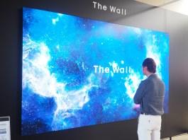 TV Samsung The Wall Luxury