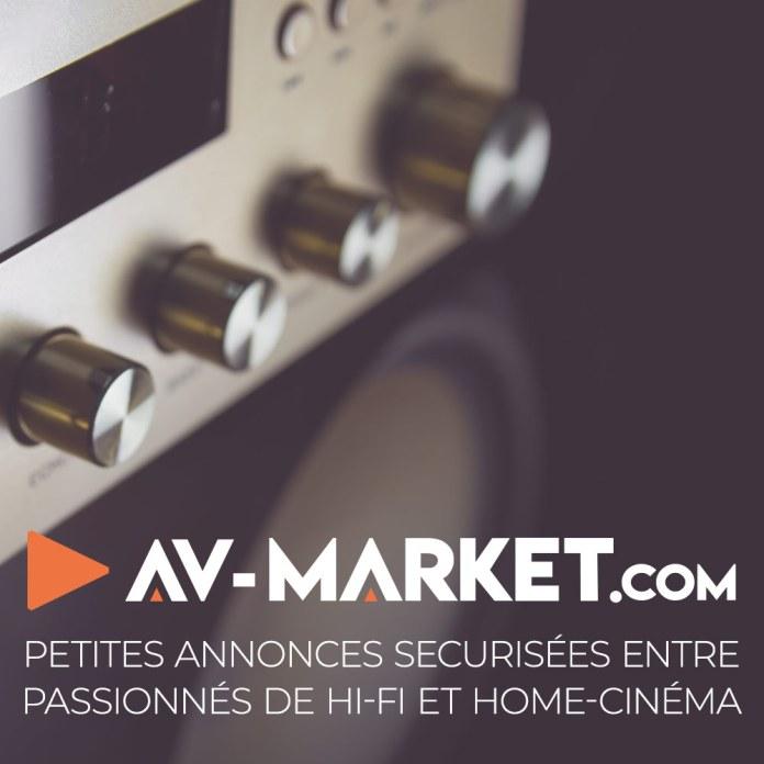 AV-Market est un nouvel acteur de l'économie circulaire ayant pour ambition d'organiser le marché de la hi-fi et du home-cinéma d'occasion sur toute l'Europe.