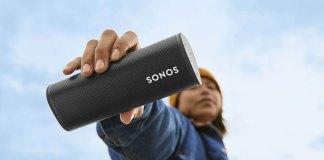 Sonos Roam : nouvelle enceinte nomade Bluetooth et WiFi