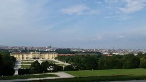 Skyline of Vienna