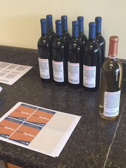 Sonesta ES Suites wine