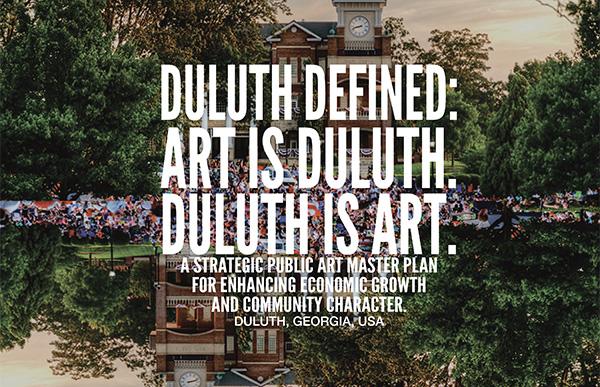 Duluth Georgia Public Art