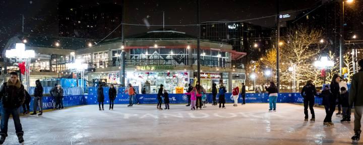 ice rink baltimore