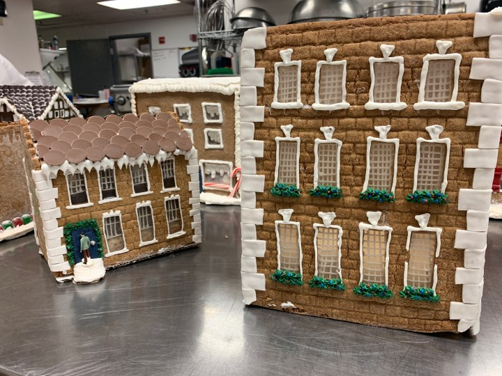 Gingerbread Village 2019 prep