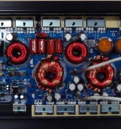 monoblock amplifier guts [ 2165 x 967 Pixel ]