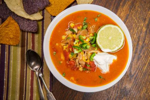 Mexican Cuisine: Chilato de Pollo