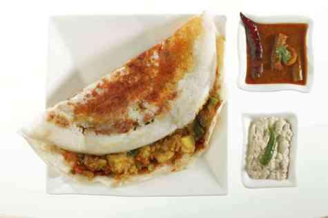 Indian Cuisine: Mysore Masala Dosa