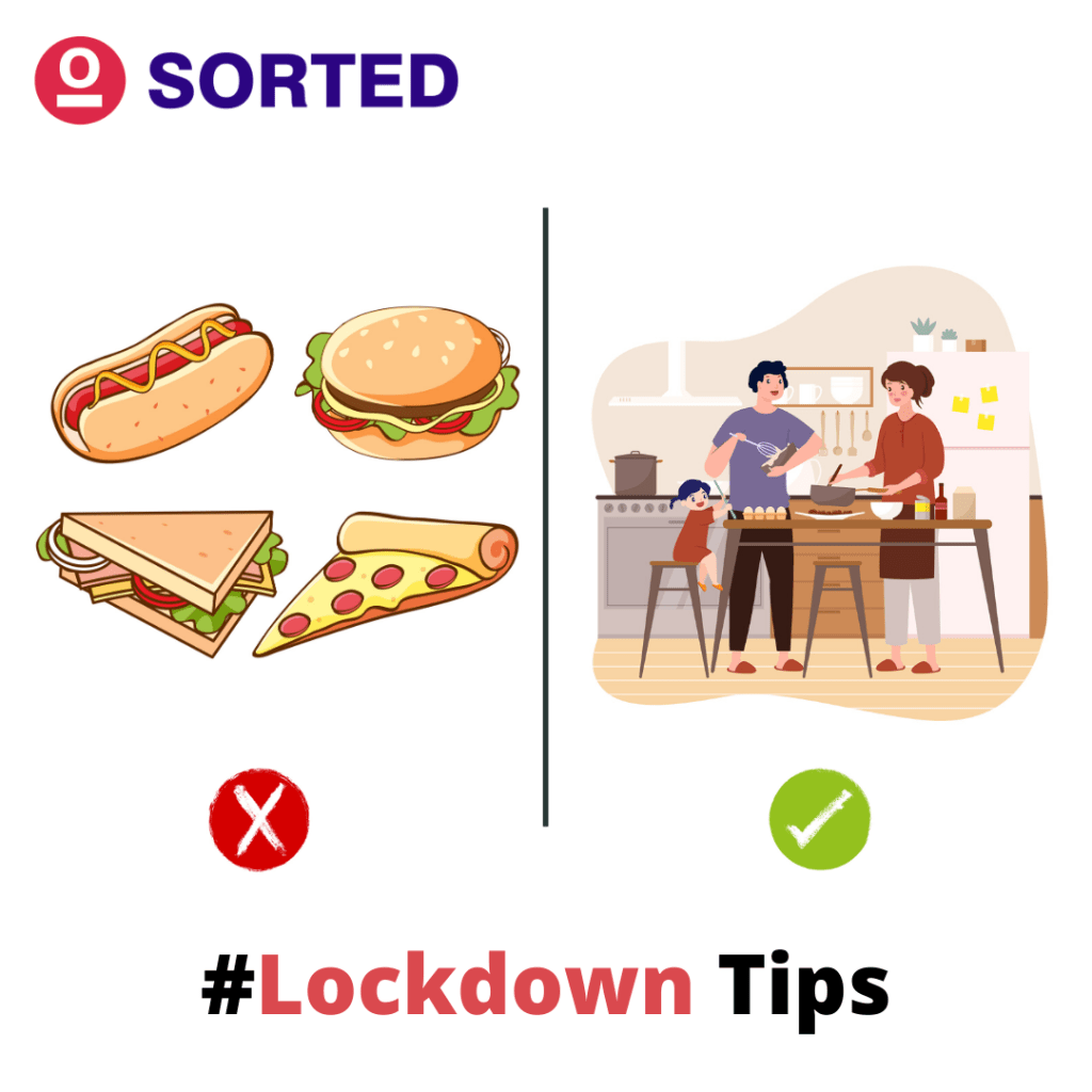 Avoid junk food & prefer home cooked healthy meal - 7 top do's & don'ts during this lockdown