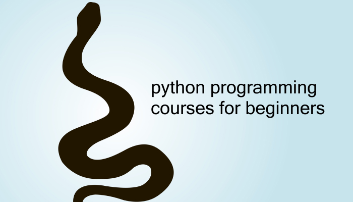 Overview of FREE Python Programming Courses for Beginners