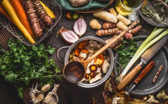 Ayurvedic diet in winter