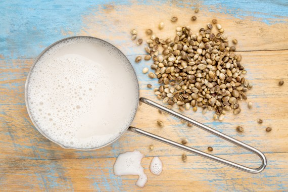 Where to find hemp milk