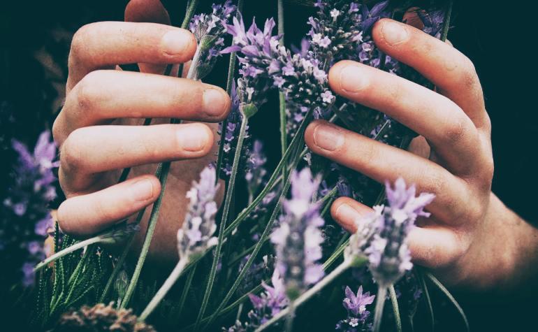 hand sanitizer essential oils diy