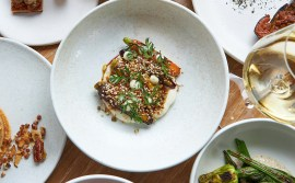 Plant-Based Dining at Yellow Sydney