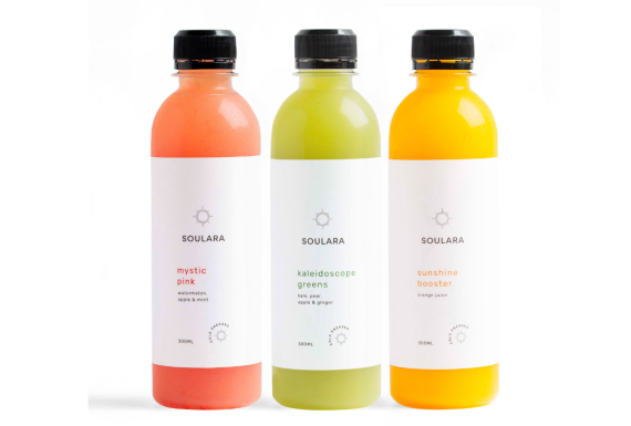 Cold Pressed Juice Cleansing Pack