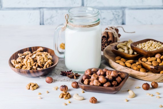 Food Trends Of 2021: Plant-Based Milk