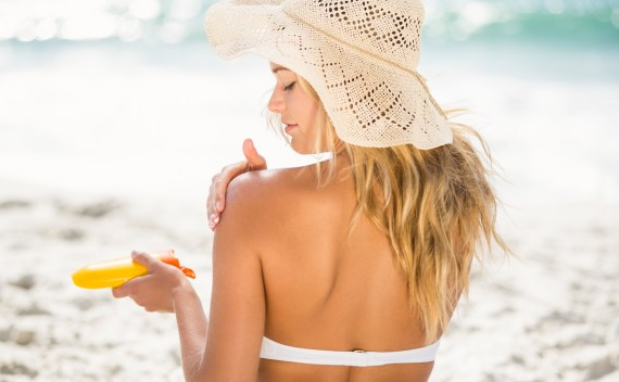 Reef-Safe Sunscreen For Summer
