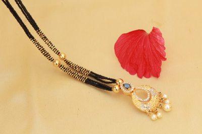 Telugu Fashion News - Matching Black Bead Necklace Fashion