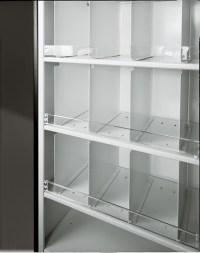 shelf brackets. adjustable steel divider | INNOVATIVE ...
