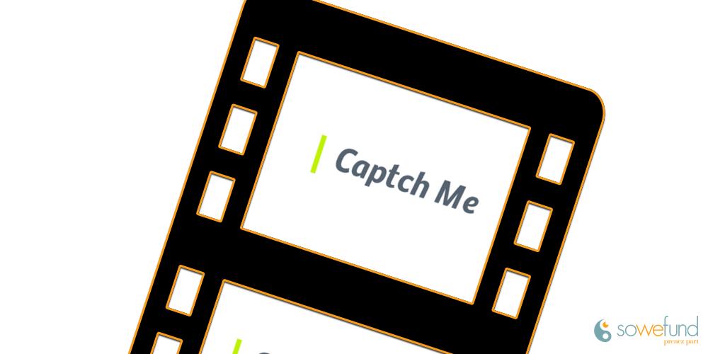 Vidéo de présentation de la start-up Captch Me