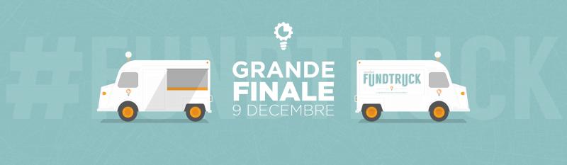Grande finale du Fundtruck 2015 le 9 Décembre