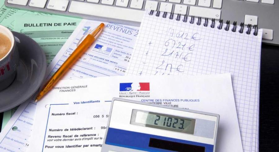 fiscalité prélèvement à la source