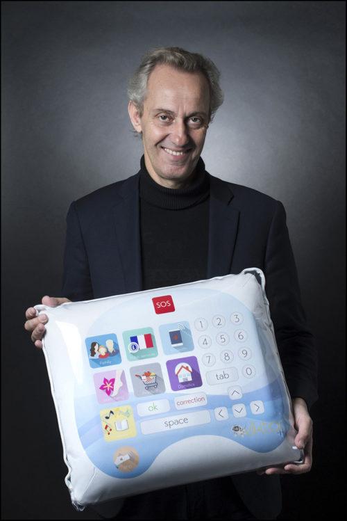 Portrait d'entrepreneur : Alain Tixier, Fondateur & Président de Fingertips