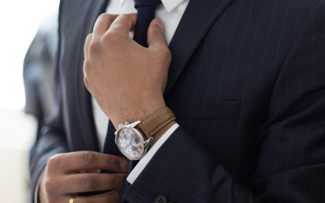 Les 7 règles pour porter la cravate…like a boss !