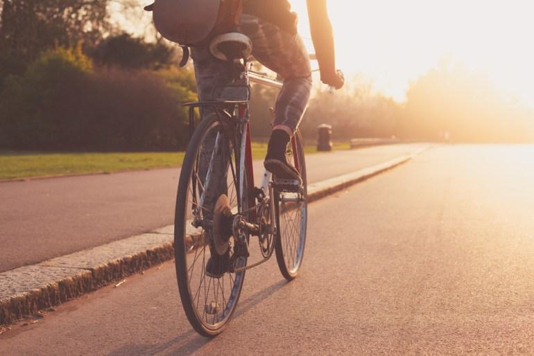 Andar en bici y todo lo que debes saber de seguridad