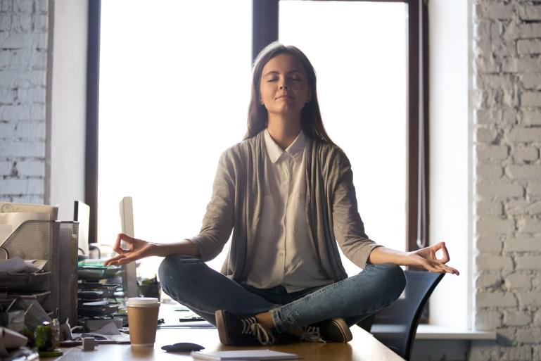 Relájate y respira: claves para el manejo del estrés