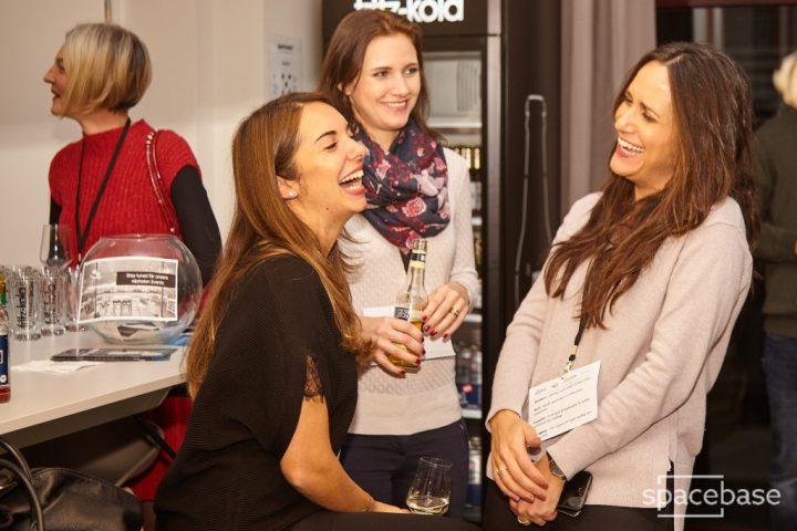 Klein aber fein – ZEUS Networking Event in Frankfurt