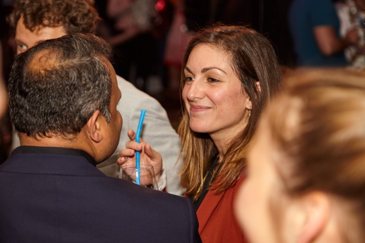 Many attendees joined for the Networking Event at IMEX Frankfurt