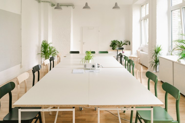 Image of a seminar room in Kreuzberg