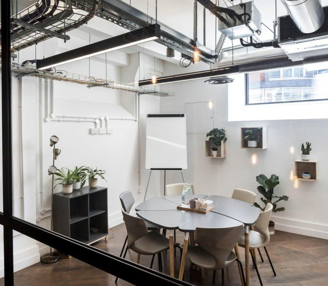 Guest Post from Uncommon: How Wellness Interiors Improve Your Employees' Mood
